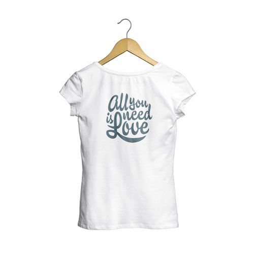 Camiseta Mujer All You Need